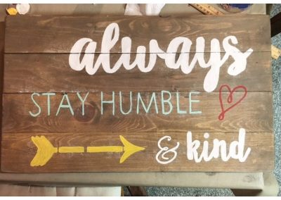 Always-stay-humble-and-kind