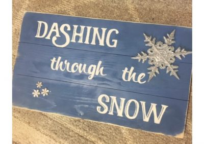 Dashing-through-the-snow