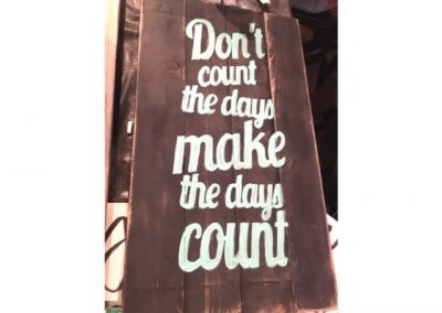 Dont-count-the-days