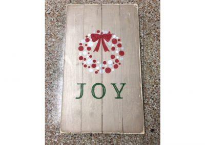Joy-wreath