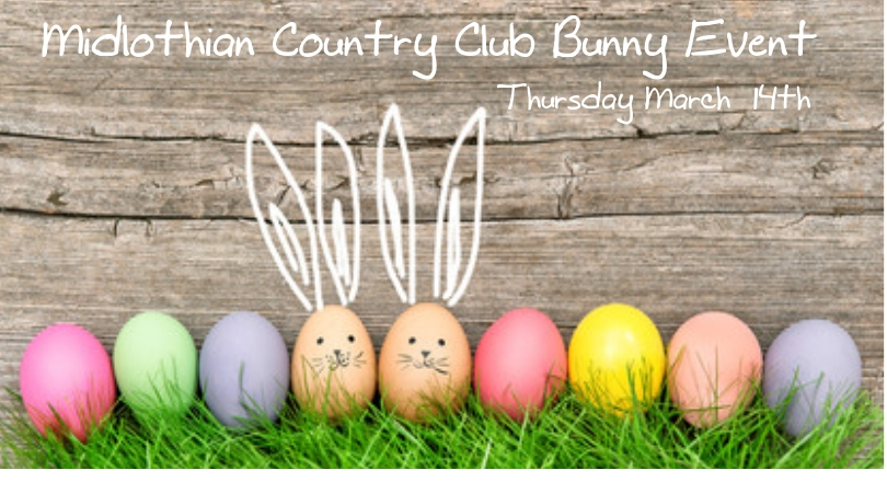Midlothian Country Club Bunny Event