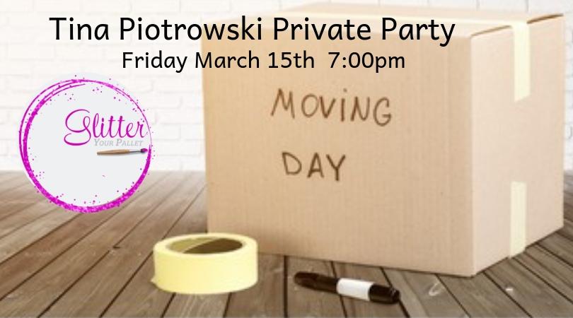 Tina Piotrowski – Private Party