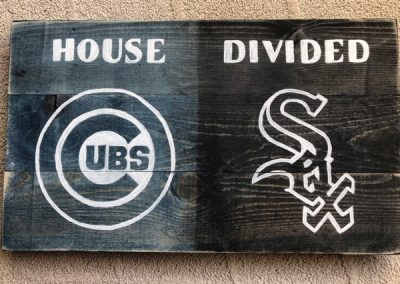 House Divided Board