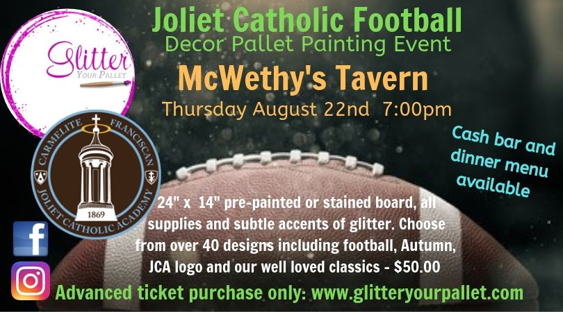 Joliet Catholic High School, McWethy's Tavern – Private School Event