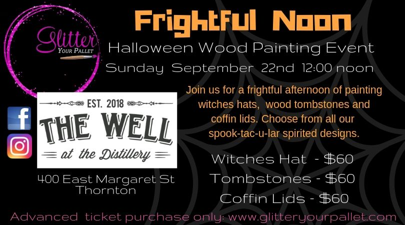 Frightful Noon – The Well Distillery – Thornton – Open To The Public