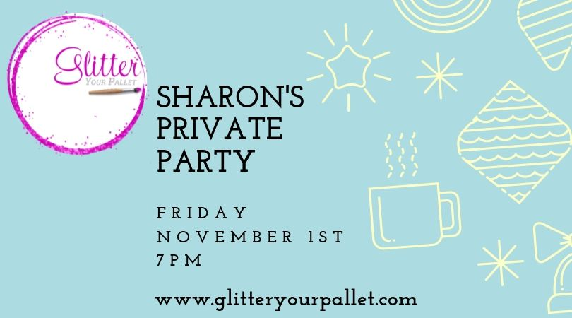 Sharon's Private Party