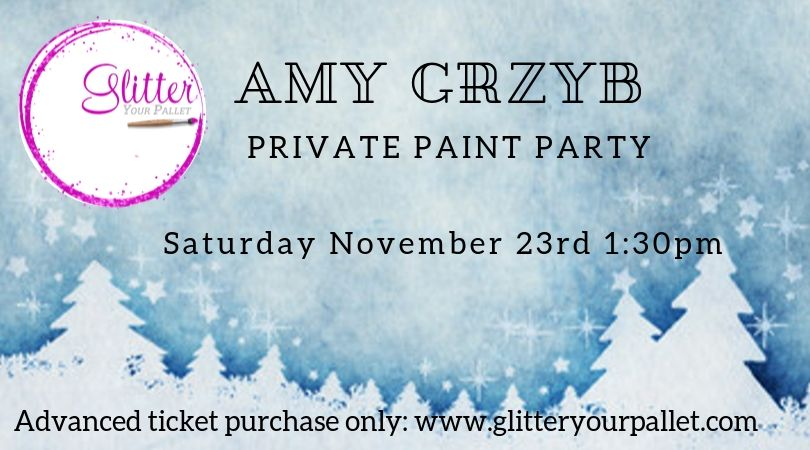 Amy Grzyb Private Party