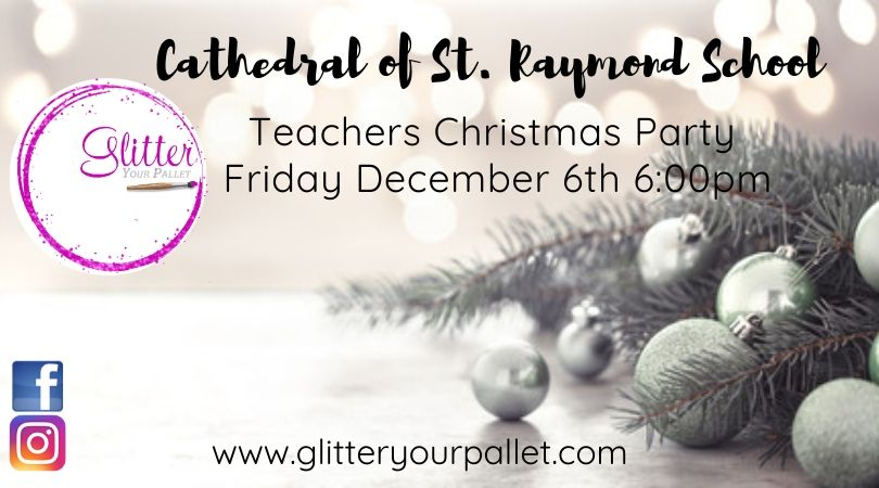 Cathedral of St Raymond School – Teachers Christmas Party
