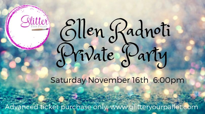 Ellen Radnoti Christmas with the Girls – Private Paint Party