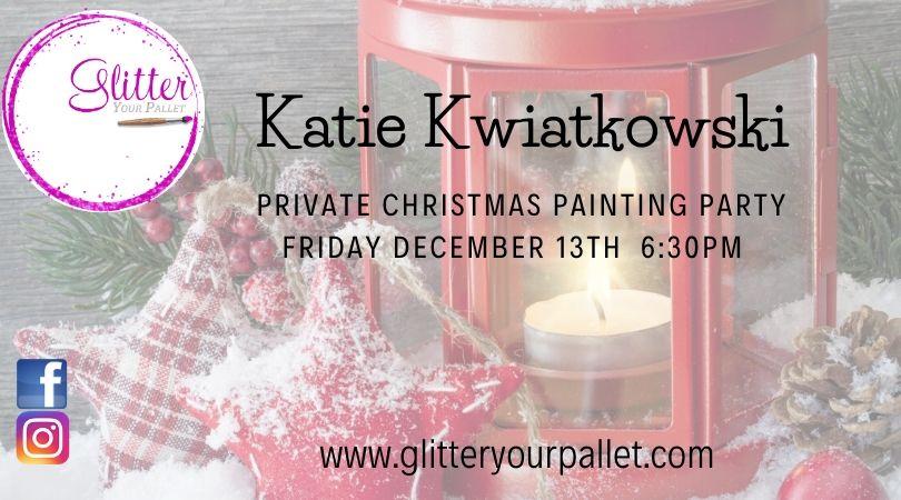 Katie Kwiatkowski – Private Party