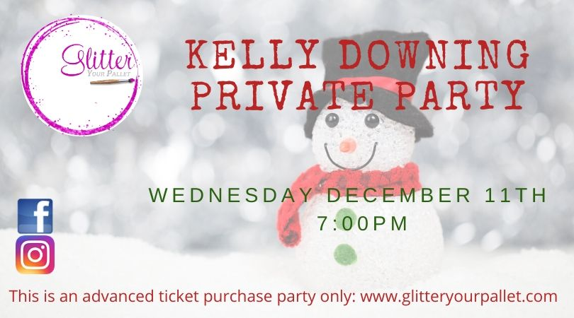 Kelly Downing Private Party