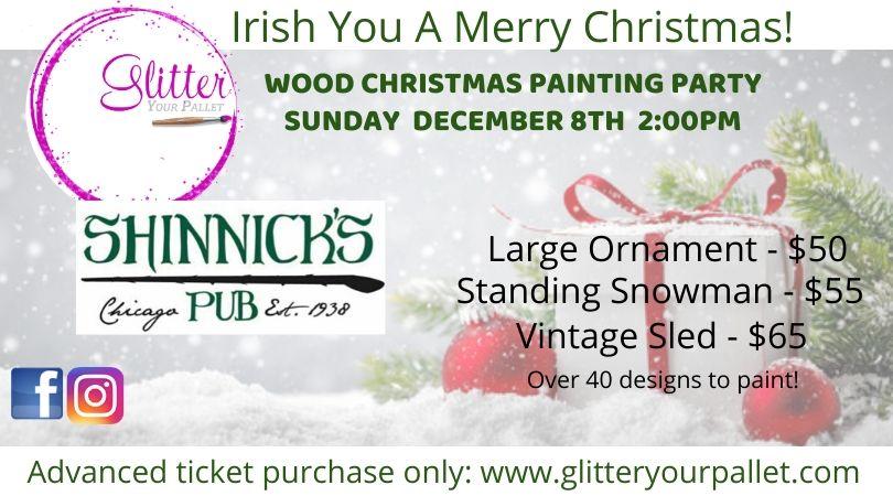 Irish You A Merry Christmas – Shinnick's Pub