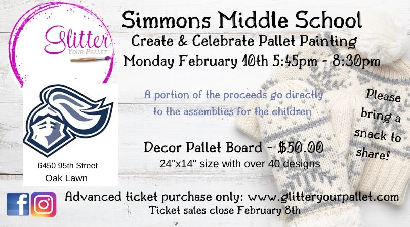 Simmons Middle School – Oak Lawn – Parents, teachers & faculty are invited