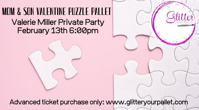 Valerie Miller Valentine Party – Mom & Son – Private Event
