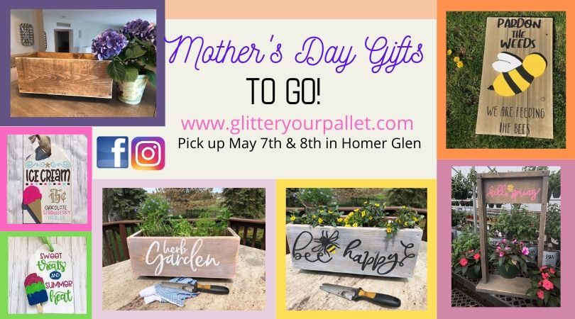 MOTHER'S DAY PROJECT SALE