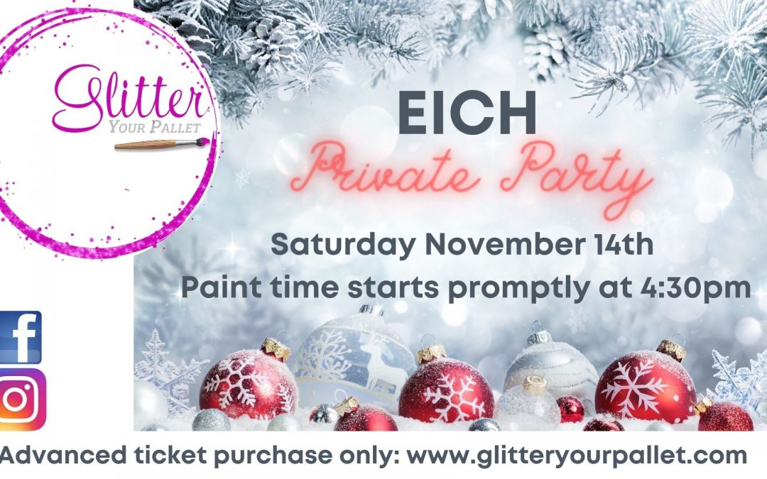 Eich Private Party