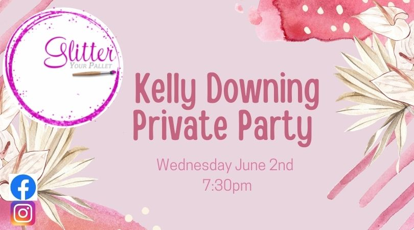 Kelly Downing – Private Party