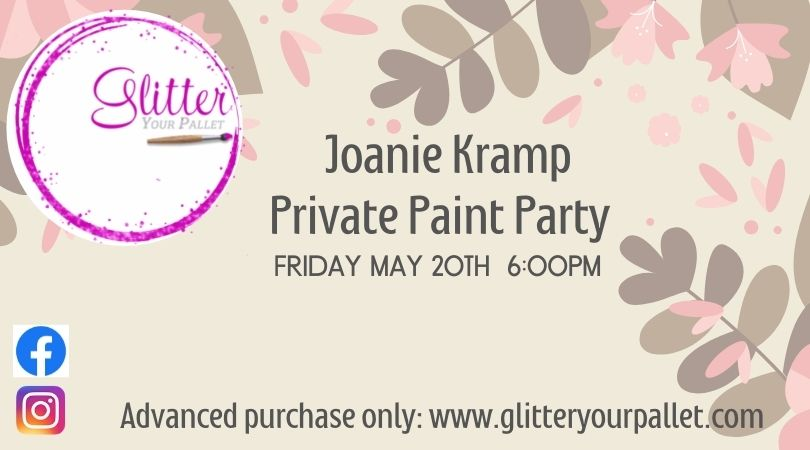 Joanie Kramp – Private Painting Party