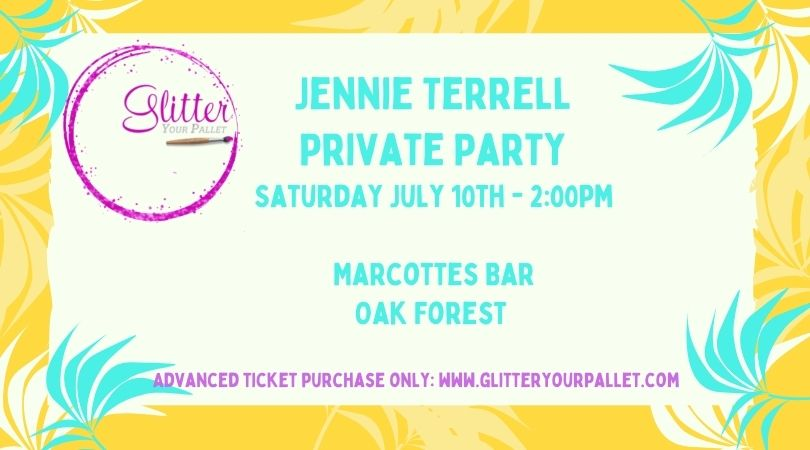 Jennie Terrell – Private Party – Marcottes Bar